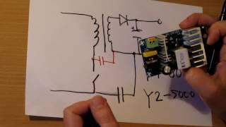 y конденсатор, зачем он нужен и как выбрать правильный