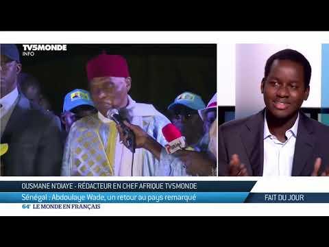 Sénégal : Abdoulaye Wade, un retour au pays remarqué avant l'élection Présidentielle