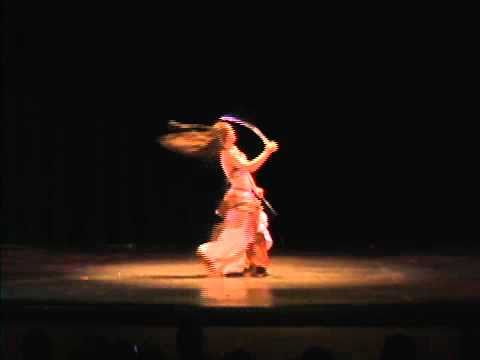 Isidora Bushkovski - Double Sword Dance