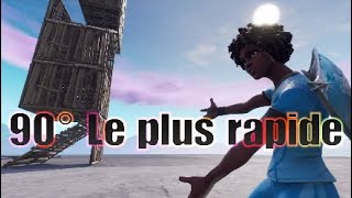 [TUTO] #3 | Faire le 90° le plus rapide ! PS4 Manette ! FORTNITE
