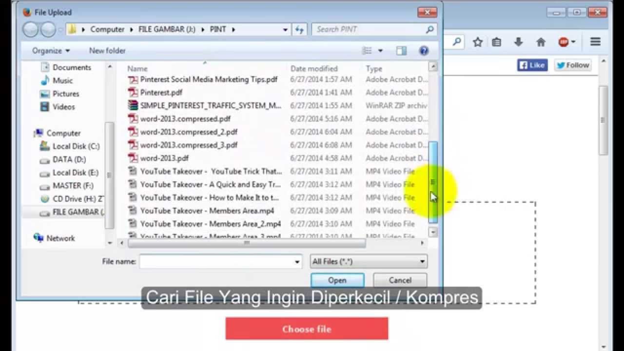 Aplikasi Mengecilkan File Pdf