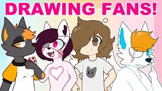 Drawing my Fans | JOIN MY AMINO