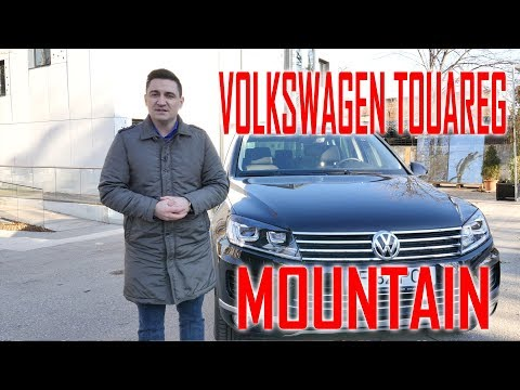 Volkswagen Touareg Mountain - Under the Radar - Cavaleria.ro