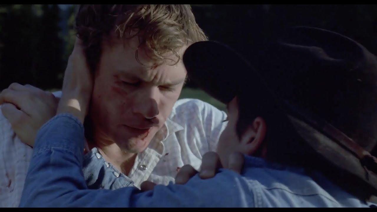 Brokeback Mountain 2005 Jack And Ennis Brawl Movie Clip Youtube