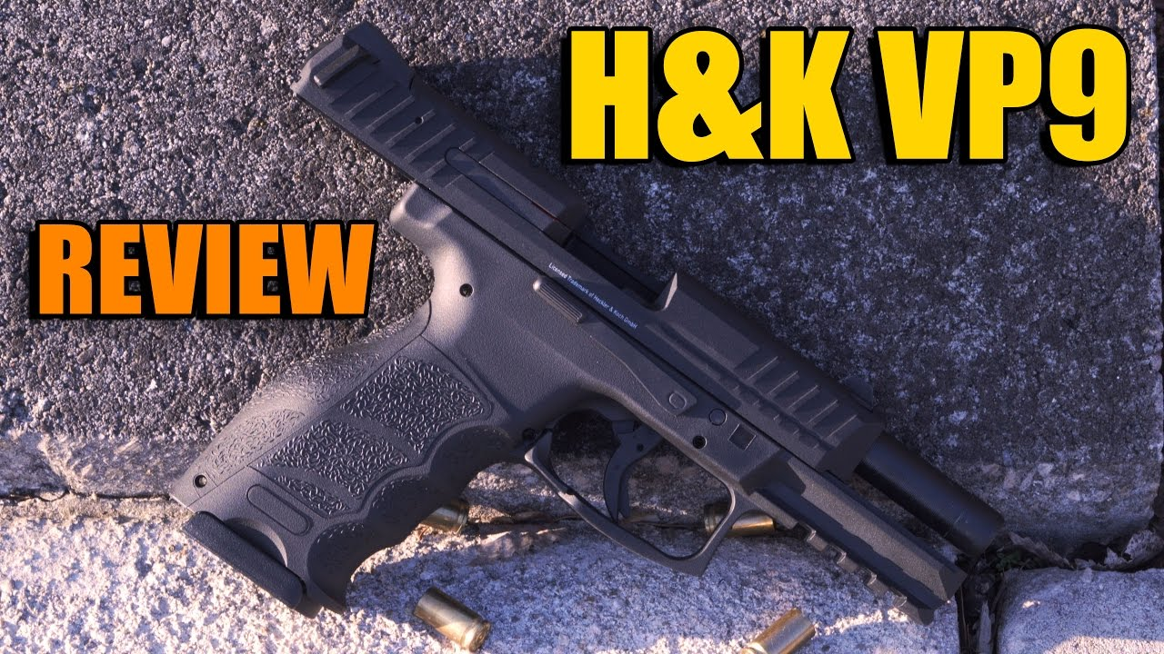 Airsoft Arbeitstier H K Vp9 Vfc Gbb Pistole Airsoft Review Gsp De Youtube