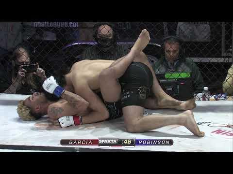 Sparta Wyoming 3 Joseph Garcia vs Darien Robinson MMA Title
