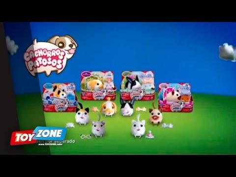 Cachorros Patosos a la moda de Bizak  ToyZone