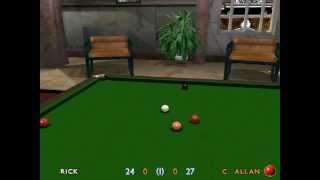 Pool Hall Pro Nintendo Wii video game Trailer