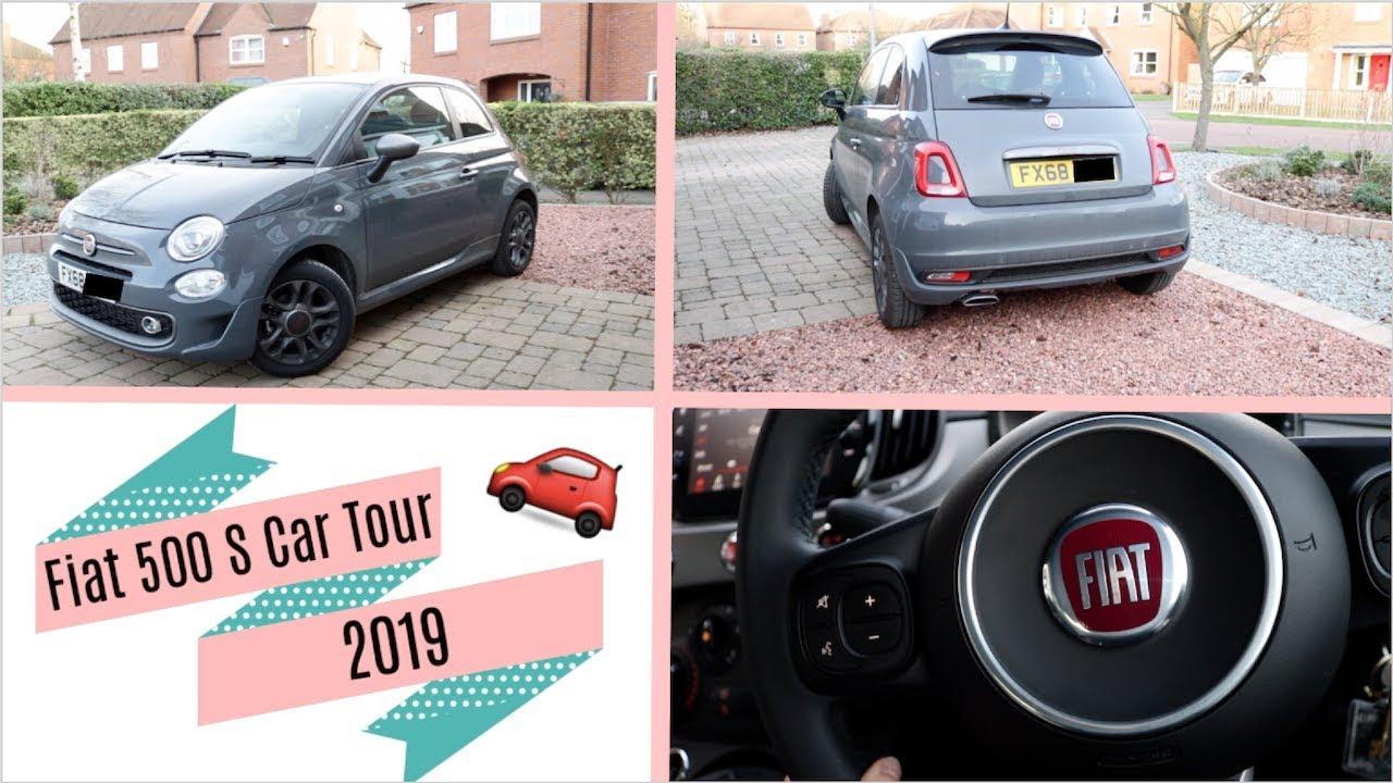 2019 Fiat 500 Sport Car Tour 68 Plate Ellie Victoria Youtube