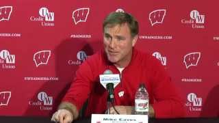Wisconsin Hockey defeats #1 North Dakota