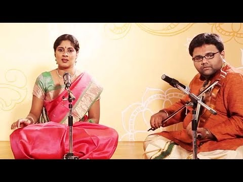 Carnatic Vocal Lessons for Beginners with Charulatha Mani