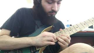 gmtn. (witch's slave) - furioso melodia | Guitar Cover
