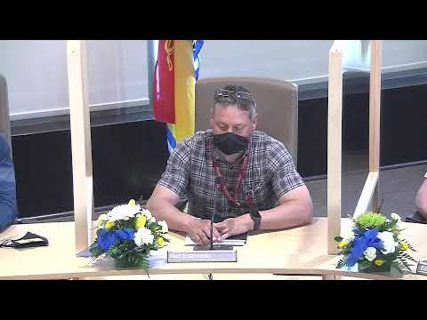 Special Council Meeting - June 7, 2021