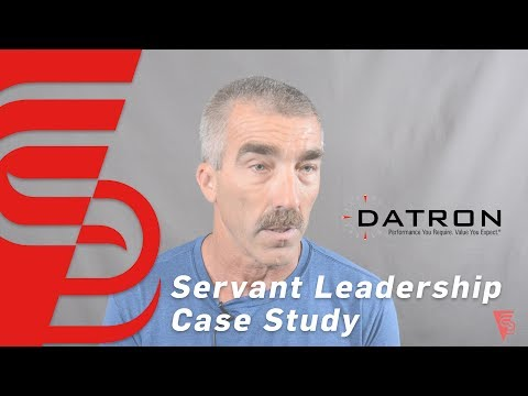 Servant Leadership Case Study: Datron World Communications