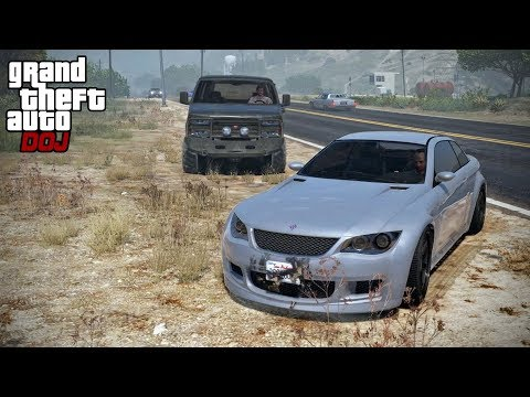 GTA 5 Roleplay - DOJ 274 - Car Accidents (Criminal)