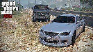 GTA 5 Roleplay - DOJ 274 - Car Accidents (Criminal)