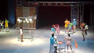 High School Musical Ice Tour Manila - Work This Out