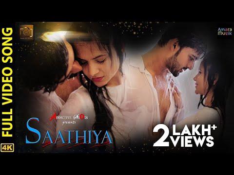 Saathiya   Full Video Song   Odia Music Album   4K   Aryan   Poornima   Shasank   Addictive Shots