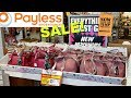 Payless ShoeSource * SHOE SALE ! UPDATE * SHOP WITH ME MAY 2019