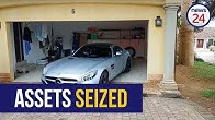 WATCH | See the luxury Mercedes the Hawks seized in eThekwini tender scandal