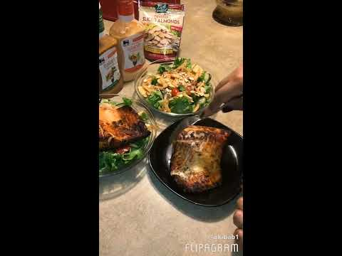 Cooking Salmon in the Airfryer