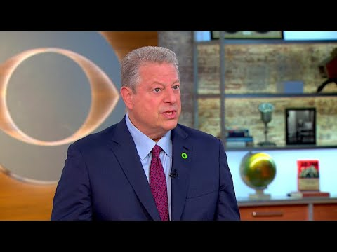 Al Gore on why climate change is a national security threat