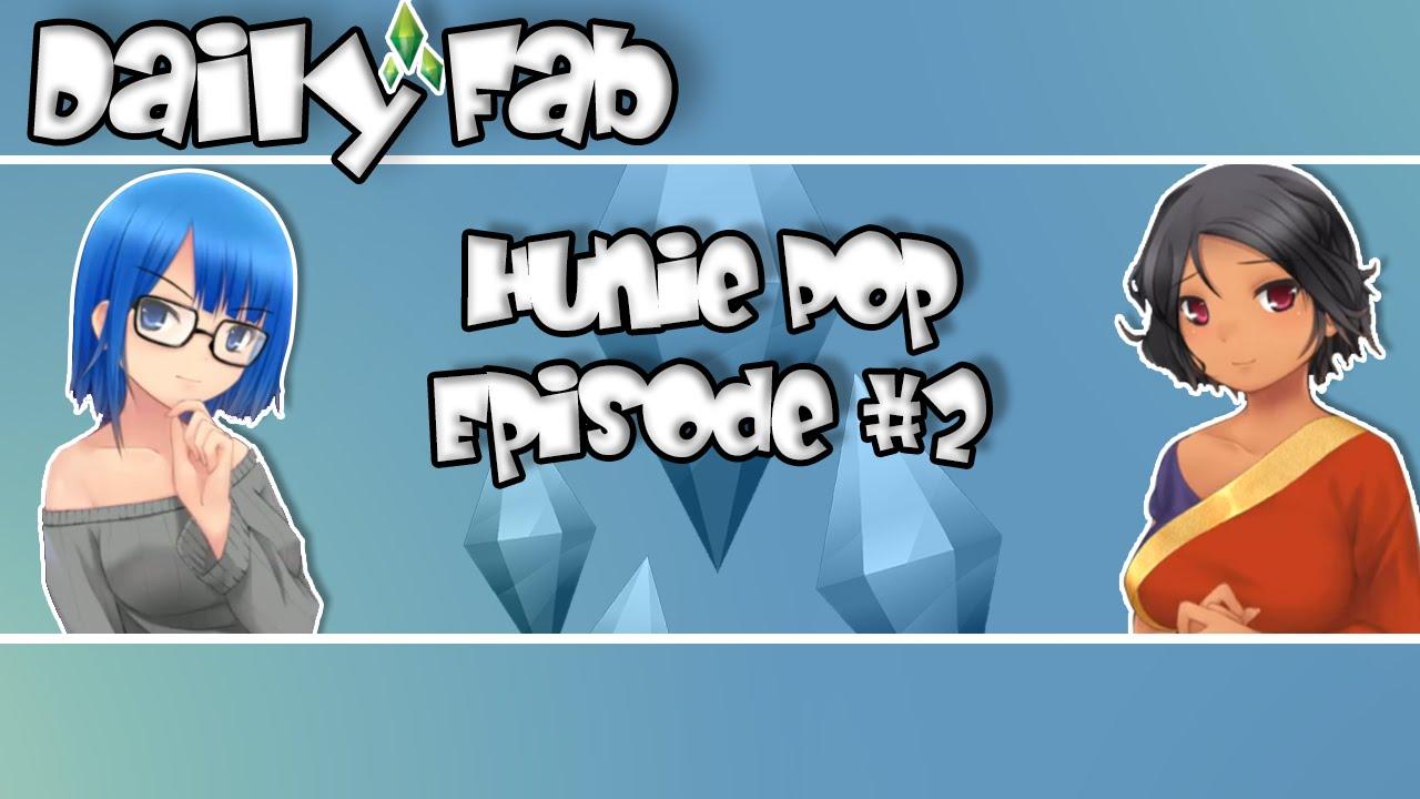 Hunie pop i love you episode 2 youtube