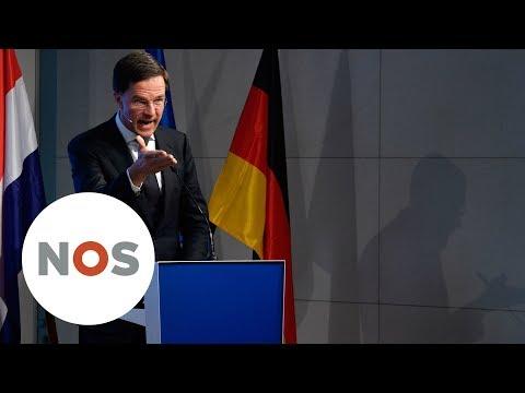 RUTTE: Toekomst Nederland ligt in EU, doelen moeten concreet zijn