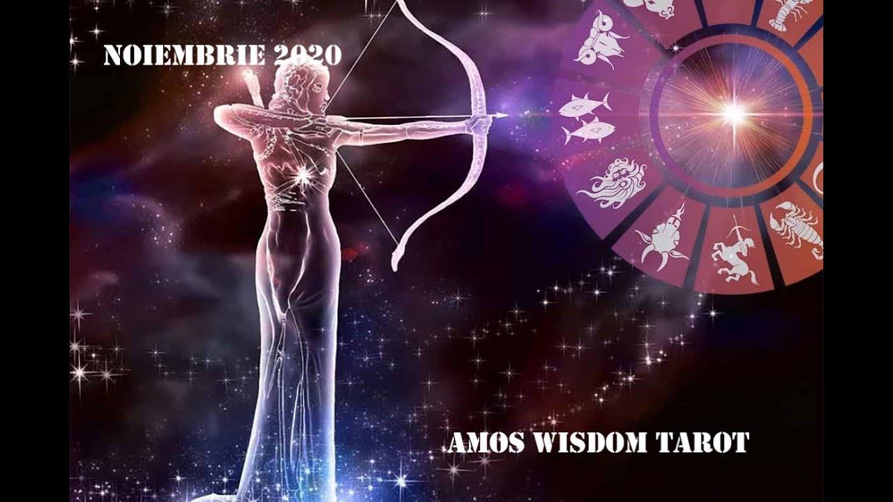 Tarot Horoscop - Sagetator - Noiembrie 2020