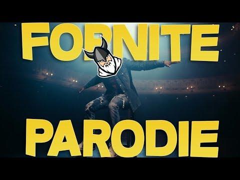 ALONZO - Papa allo (Parodie Fortnite) • Studio Nordic