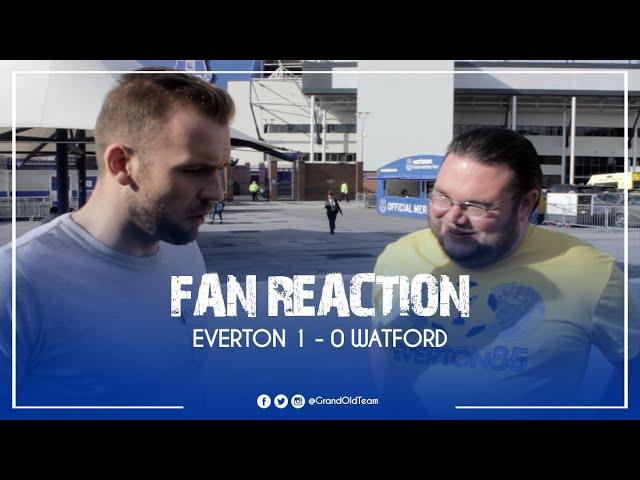 Everton 1-0 Watford - Gbamin Did Really Well