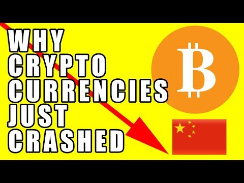 Bitcoin and ALL Digital Currencies MASSIVE CRASH After GAME CHANGING Event!