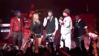Gambar cover Black Eyed Peas ft. Justin Timberlake - Where Is The Love? (Live JT-TV 2007)