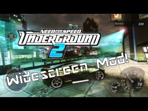NFS Underground 2 Widescreen Fix - cinemapichollu