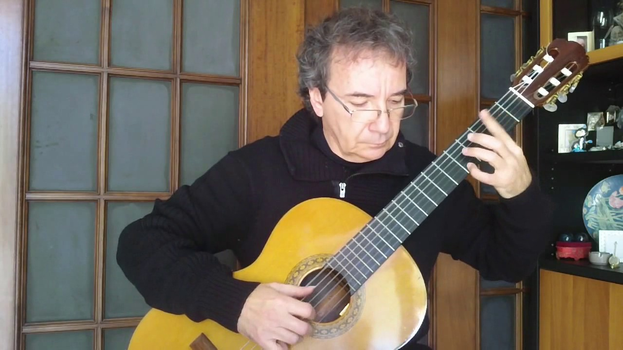 Sorry Seems To Be The Hardest Word Classical Guitar Arrangement By