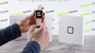 Розумні годинник IWO 8: КРАЩИЙ АНАЛОГ Apple Watch!