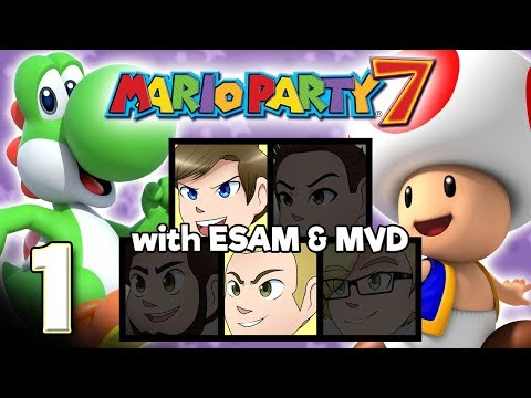 """Mario Party 7: """"Good Morning!""""   EPISODE 1   Friends Without Benefits"""