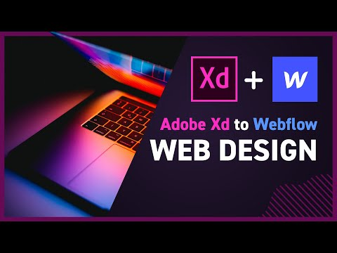 Adobe XD To Webflow: Turning Your Prototypes Into Live Websites