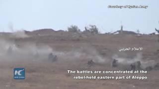 Chiến sự tái diễn ở Aleppo sau 3 ngày lệnh ngừng bắn hết hiệu lực