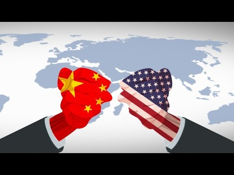 China's response to US tariffs: Same 'strength and scale'