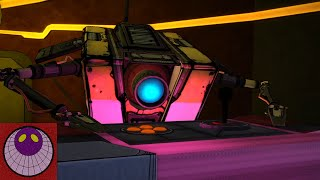 Claptrap Cutscene Compilation - Tales from the Borderlands: The Vault of the Traveler