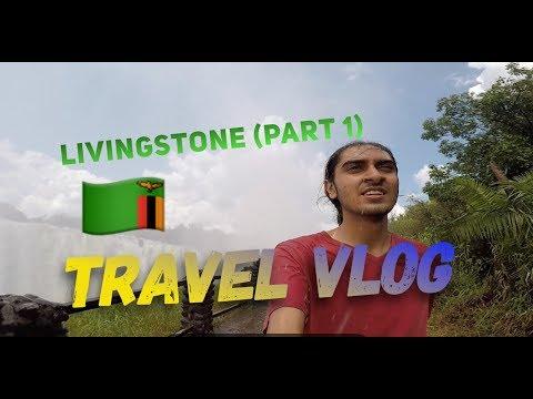 Victoria Falls @ Livingstone, Zambia | TRAVEL VLOG | Nand Javia