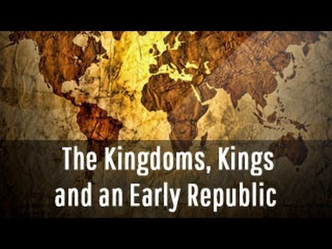 The Kingdoms, Kings and an Early Republic   Class 6 History