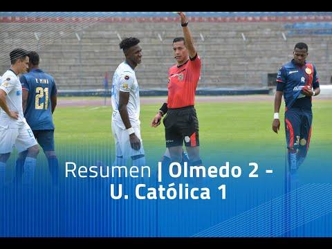 Olmedo U. Catolica Goals And Highlights