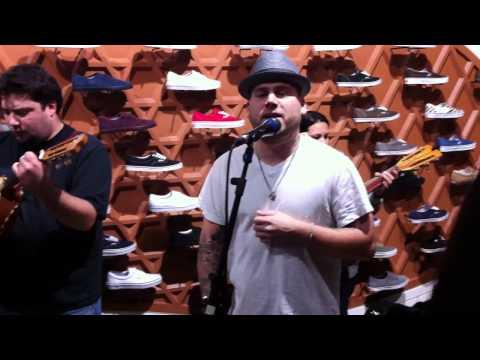 Mariachi El Bronx - Fallen (Acoustic) @ The Vans Store Brighton