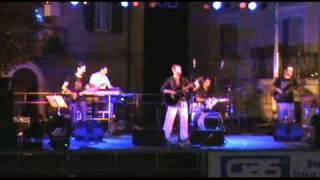 Nuvole Basse NOMADI cover band - Un pugno di sabbia