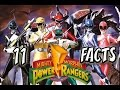 11 Mighty Morphin Facts About The Power Rangers | Tooned In Ep 16