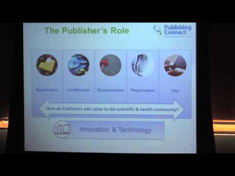The process of academic publishing and academic portfolio management