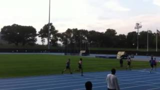 5000m at Icahn Stadium
