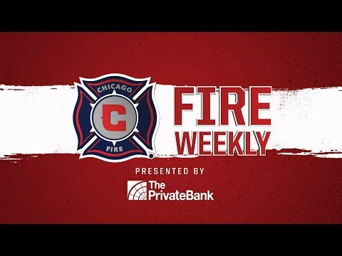 #FireWeekly presented by The PrivateBank | Tuesday, Aug. 1